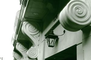 lantern and molding