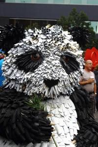 panda close